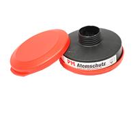 500052693 Abdeckung für Filter am Gebläse rot