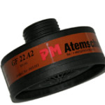 Gasfilter PM A2