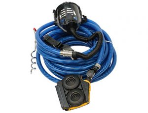 Frischluft-Druckschlauchgerät e-breathe