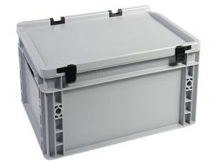 PM Atemschutz Aufbewahrungskiste mit Deckel für Frischluft-Druckschlauchgeräte