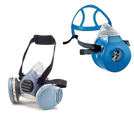 Atemschutz Halbmasken