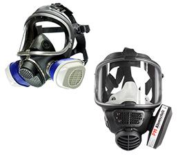 Atemschutzmasken Vollmasken