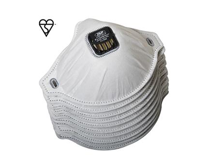 Infektionsschutz: Corona Set Einwegmasken FFP3