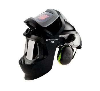 3M Speedglas Schweissmaske 9100-MP mit Arbeitsschutzhelm